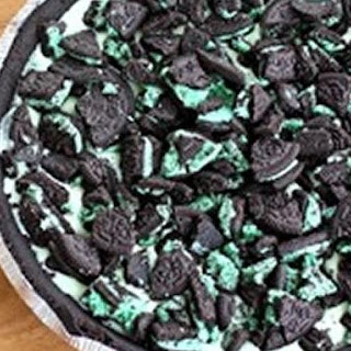 Grasshopper Mint Pie
