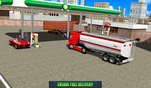 Oil Tanker Transport Tycoon 2018