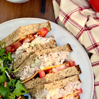 Cheese Salad Sandwich Recipes