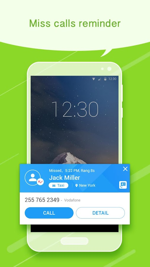 DU Caller: CallerID & Recorder- screenshot