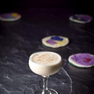 Boastful Brandy Alexander Cocktail