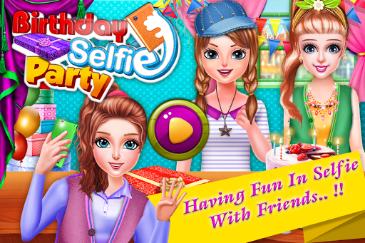 생일 파티 소녀 게임
