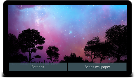 Nightfall Live Wallpaper Free screenshot 12