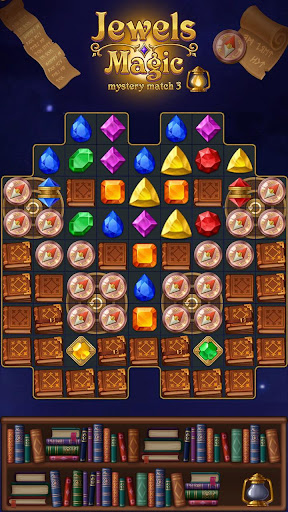 Jewels Magic: Mystery Match3  screenshots 4