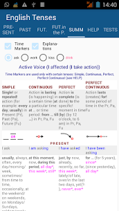 English Tenses v4.0 build 471 [Patched][Mod] 3
