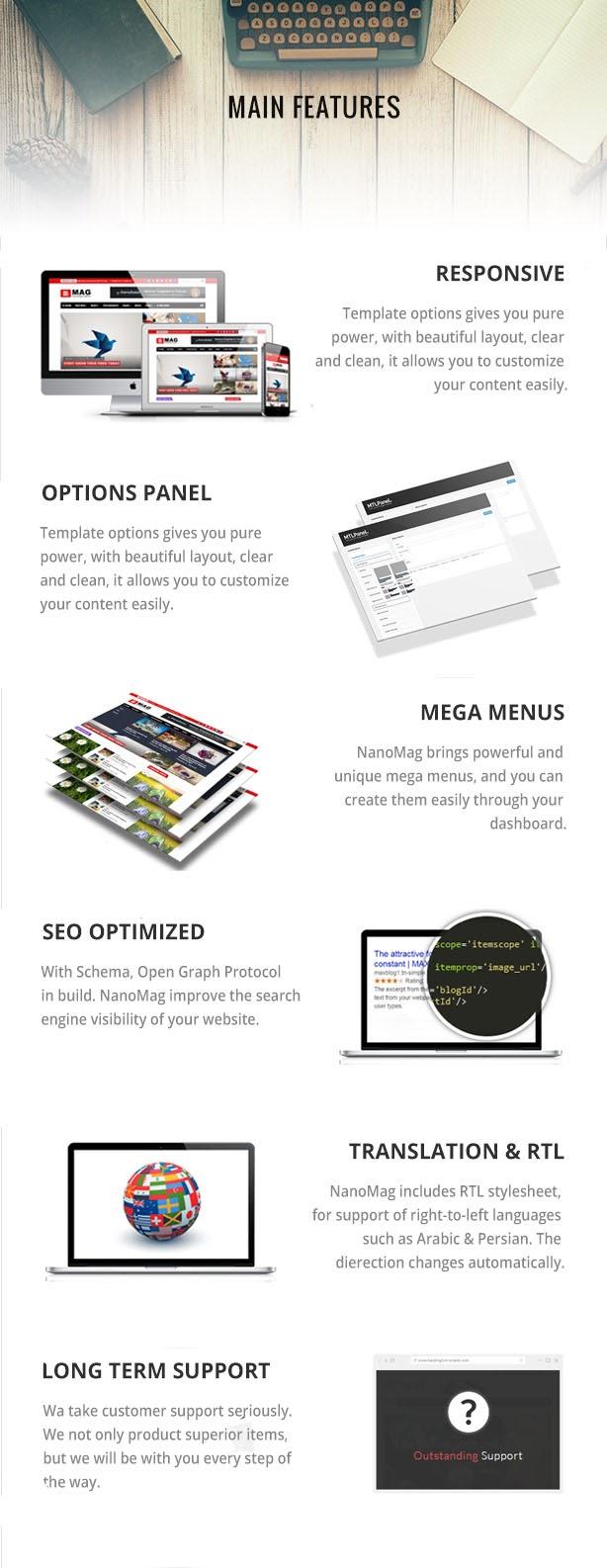 NanoMag - Responsive Blog & Magazine Blogger Template - 21