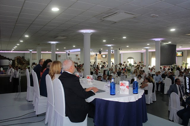 Jornadas de Cooperativismo que acogió el salón París de Puerta Europa.