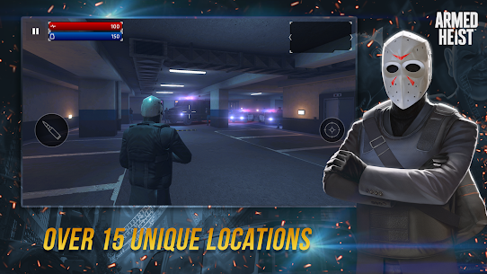 "Download Armed Heist  Super action game ""Armed robbery"" Android mode dat 5"