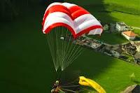 High Adventure Beamer 3  Light Reserve Parachute