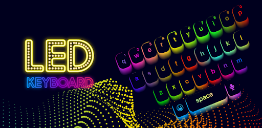 Led Keyboard Lighting- Bàn Phím Led Phát Sáng Mod Full Unlocked Apk