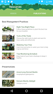 Healthy Trees Healthy Cities- screenshot thumbnail