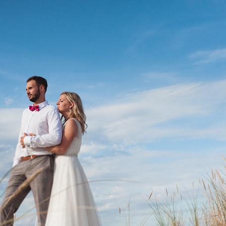 Wedding photographer Lukasz Wypior (lukaszwypior). Photo of 19.08.2017