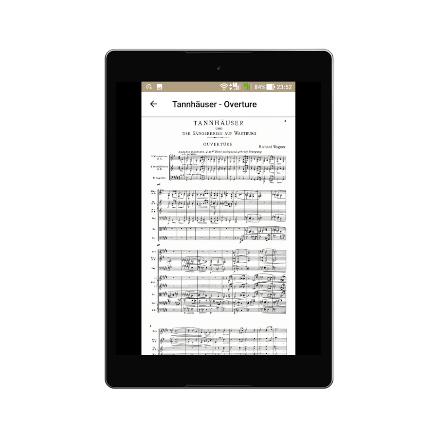 Informusic-Classical Music History & Composers- screenshot