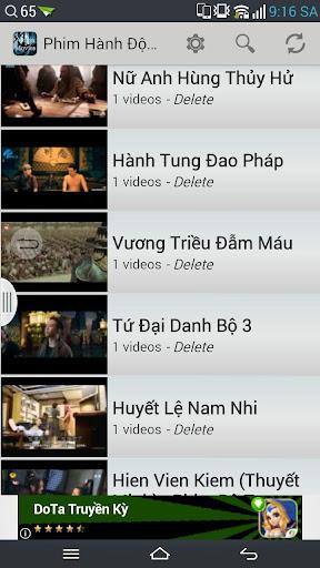 Phim Hanh Dong - Phim Bom Tan