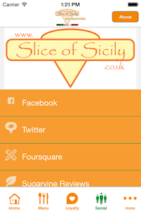Slice of Sicily- screenshot thumbnail
