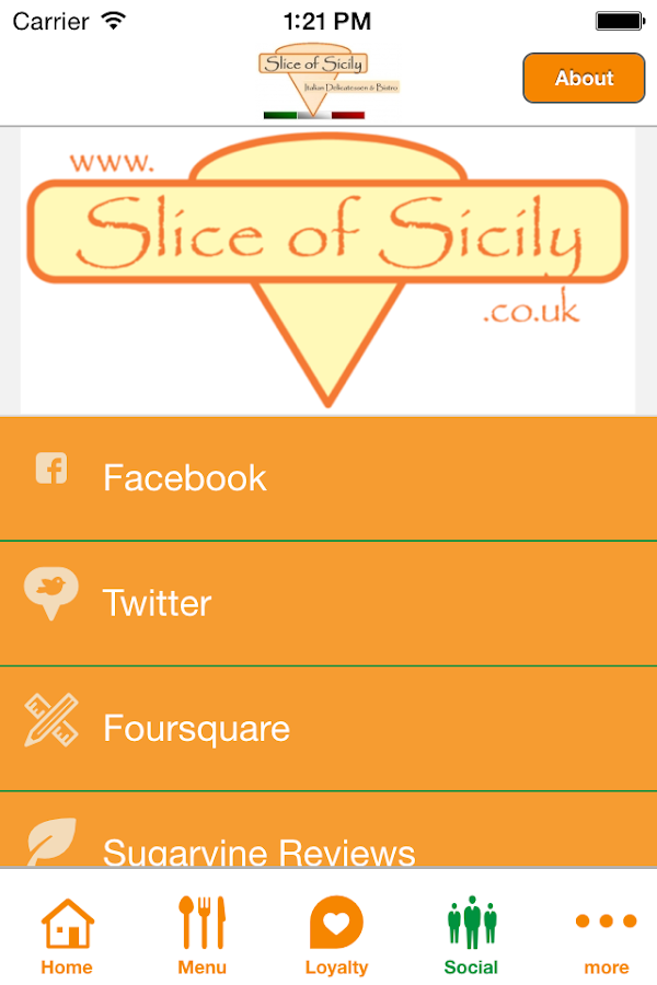 Slice of Sicily- screenshot