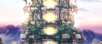 メギドの塔を周回する