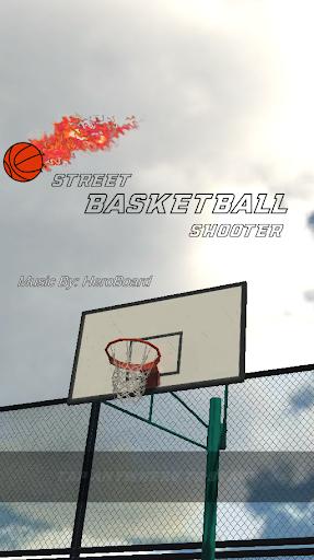 Code Triche Street Basketball Shooter mod apk screenshots 1
