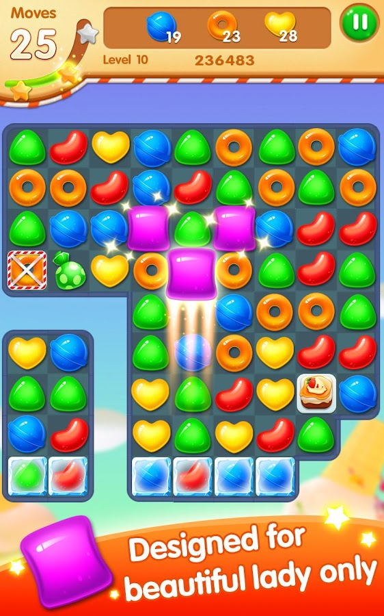 Sweet Candy Fever- screenshot