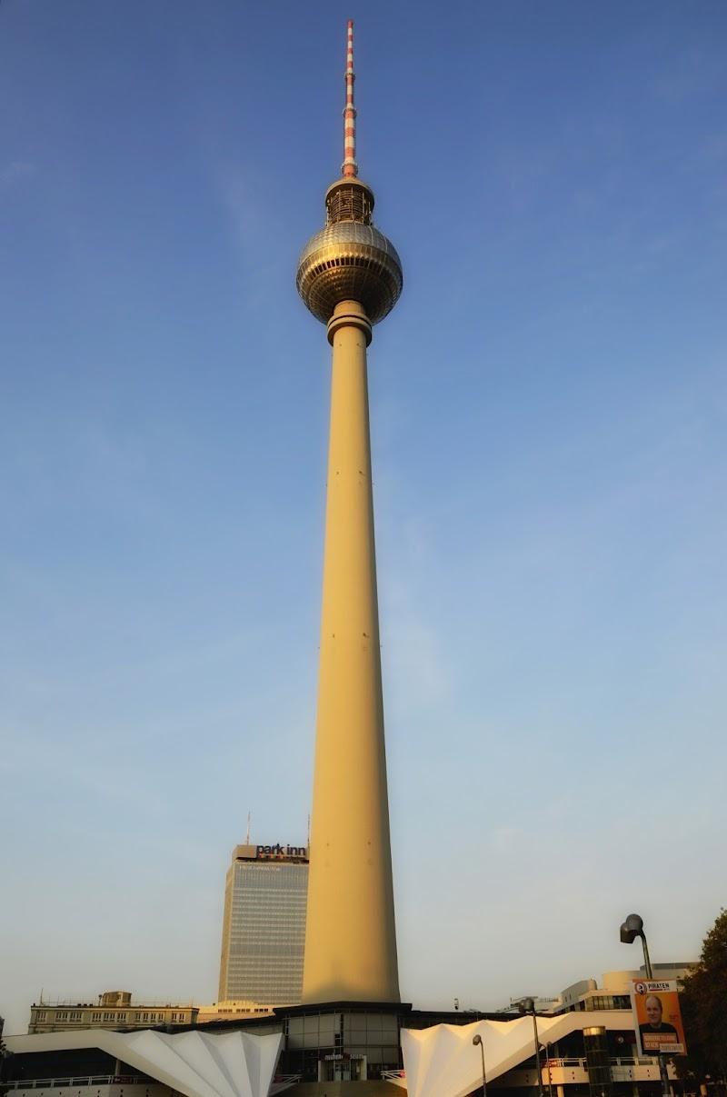 Berliner Fernsehturm di GVatterioni