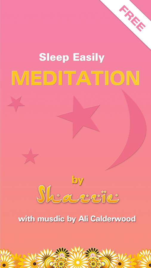 Sleep Easily Guided Meditation- screenshot