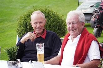 Photo: Hinrich Hartwig und Dieter Stöhr.