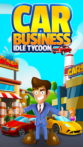 Car Business: Idle Tycoon - Idle Clicker Tycoon 1.1.1 screenshots 1