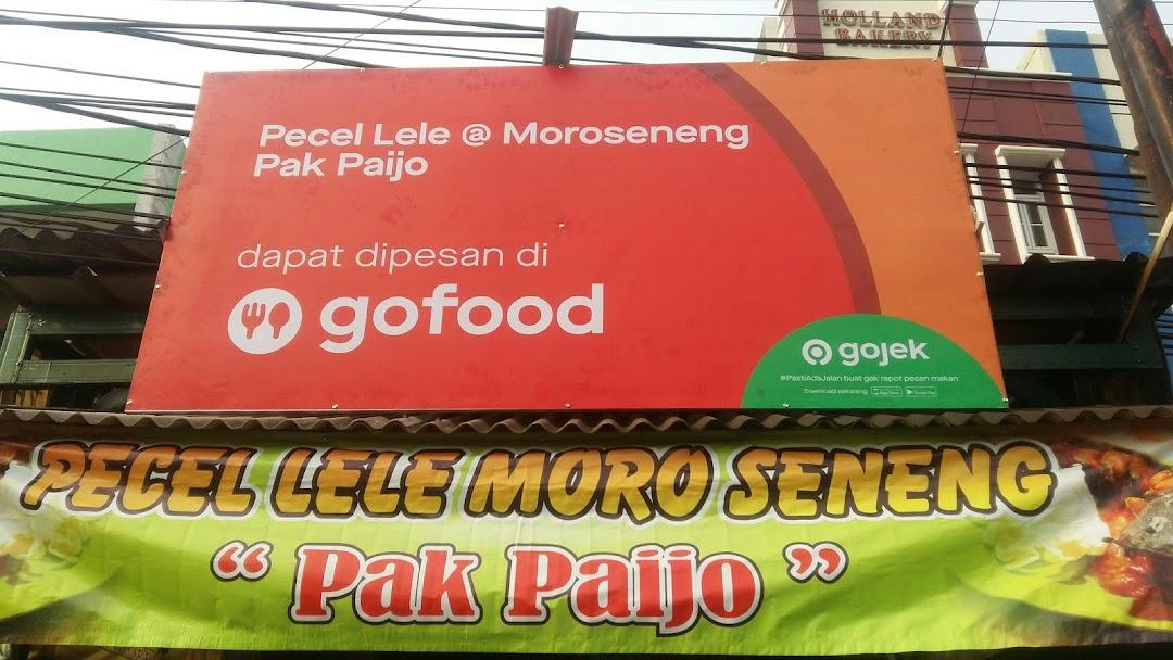 Contoh Spanduk Go Food Terbaru - gambar spanduk