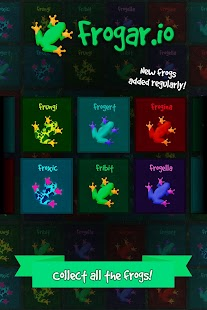 Frogar.io: Frog Eater IO Game- screenshot thumbnail