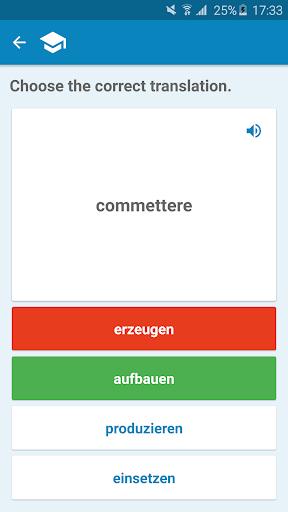 German-Italian Dictionary 2.0.1 screenshots 5