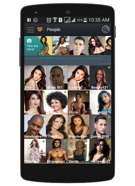 See2date - Free video Dating — приложение на Android