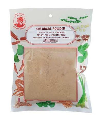 Galangal Powder 100g Cock