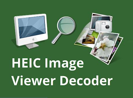 HEIC Image Viewer Decoder