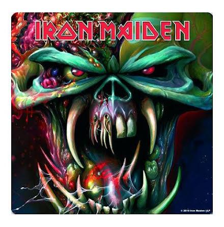 Iron Maiden - Coaster - The Final Frontier