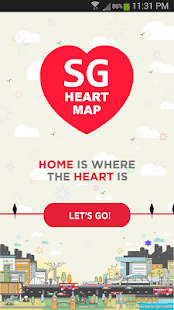 SG HEART MAP TOURS- screenshot thumbnail