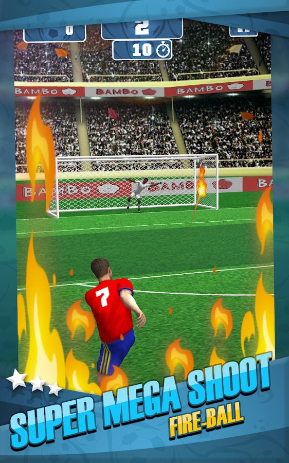 Shoot Goal Soccer- screenshot