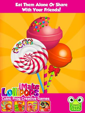 iMake Lollipops - Candy Maker 6.7 screenshot 240454