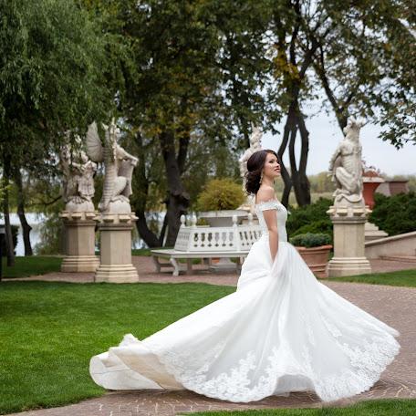 Wedding photographer Viktoriya Solomkina (viktoha). Photo of 16.10.2017