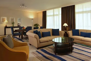 Beach Rotana Serviced Apartment, Al Zahiyah