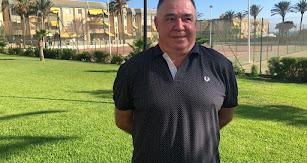 José Martínez Portero, en Retamar.