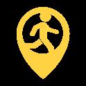 MyRunningApp GPS Running Bike icon