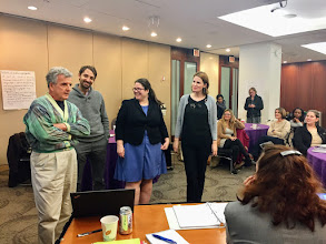 Photo: On November 29-December 1, 2016, The FSN Network's Knowledge Management Task Force hosted its first Learning Agenda Workshop. Participants learned how to construct effective learning agendas for their projects.   Submitted by The TOPS Program