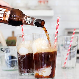 Boozy Root Beer Floats