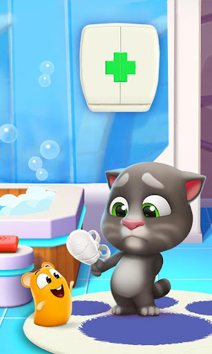 Mon Talking Tom 2  screenshots 5