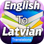 Latvian Translation English APK icon