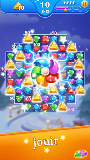 Jewel Blast Dragon - Match 3 Puzzle  captures d'u00e9cran 2