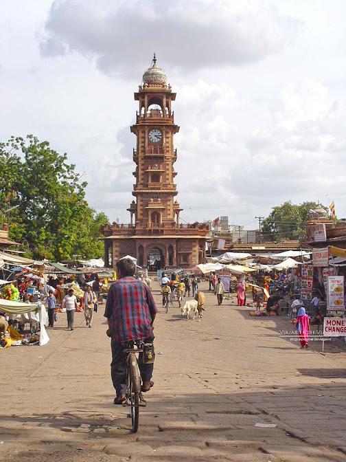 Lugares obrigatórios para visitar em JODHPUR (Rajastão) | Índia