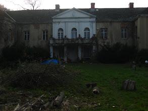 Photo: Dwór w Pielgrzymowie