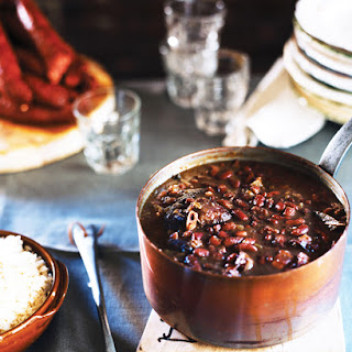 New Orleans Red Beans and Rice.