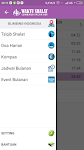 screenshot of Waktu Shalat Falak ABI